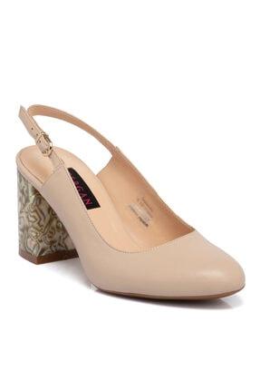 Tergan Kadın Pudra Ayakkabı 64803t40