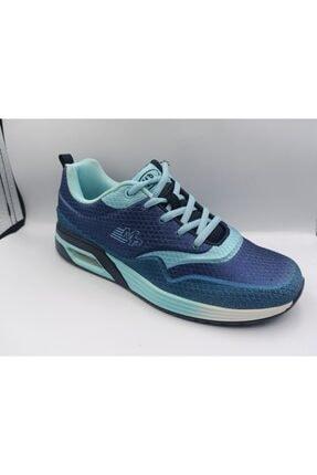 MP Kadın Mavi Yeşil Sneaker Ayakkabı