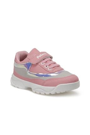 Polaris Kız Çocuk Pembe Ayakkabı 612146.f