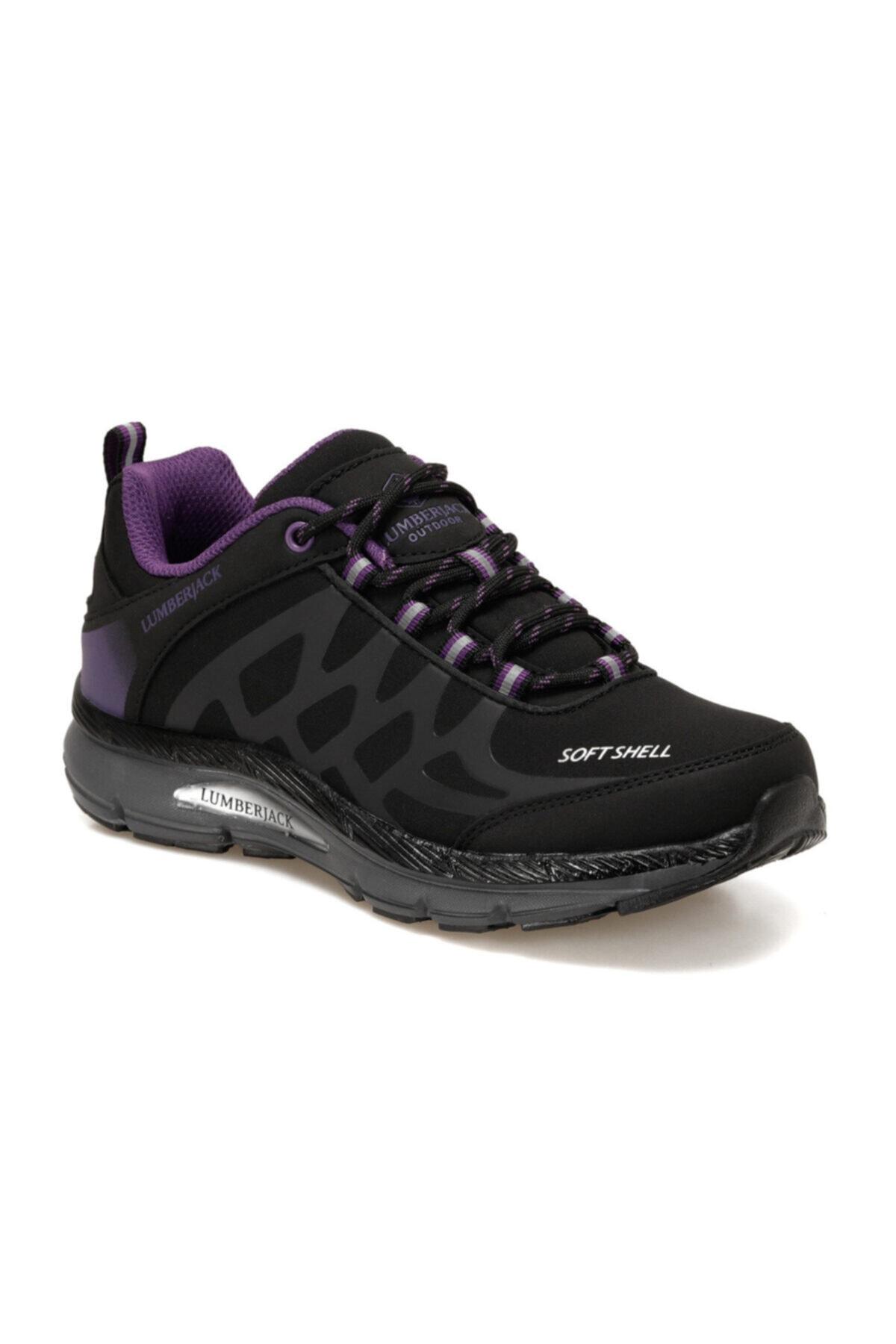 lumberjack Kadın Siyah Outdoor Ayakkabı 1