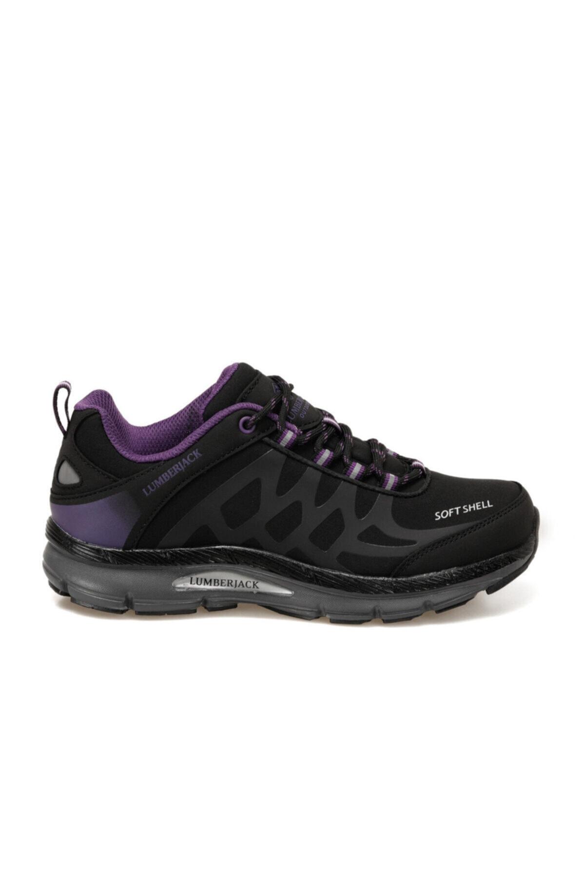 lumberjack Kadın Siyah Outdoor Ayakkabı 2