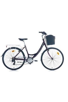 Bianchi Jasmin Lady V 26 Jant 21 Vites Şehir-gezi Bisikleti Mat Siyah-fuşya 17.5''(45 Cm) 2020