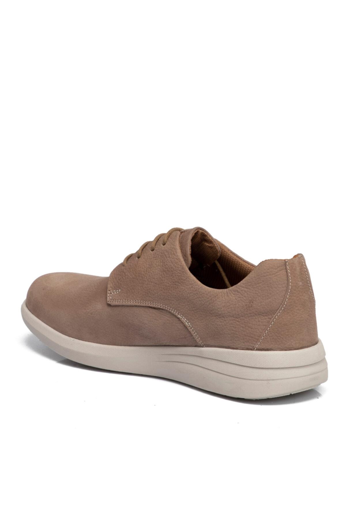 Tergan Erkek Bej Deri Ayakkabı 54701b21 2