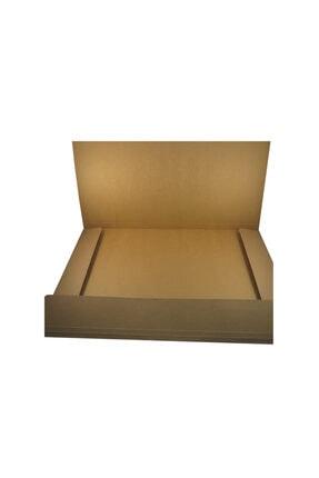 VOX 5 Adet Kraft Kapaklı Dosya 35x50 cm