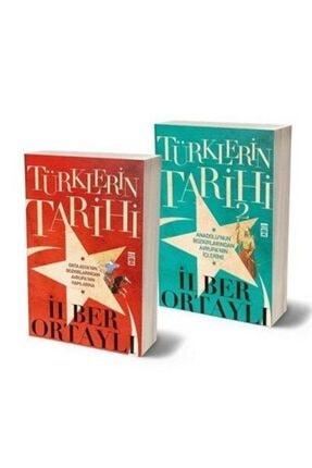 Timaş Yayınları Türklerin Tarihi ( 2 Kitap Kutulu Set ) | Ilber Ortaylı | Timaş Yayınları