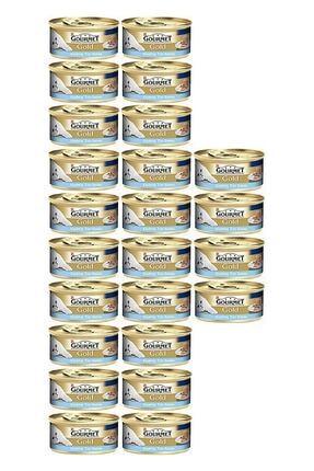 Purina Gourmet Gold Kıyılmış Ton Balıklı Yaş Kedi Maması 85gr 24 Lü Paket