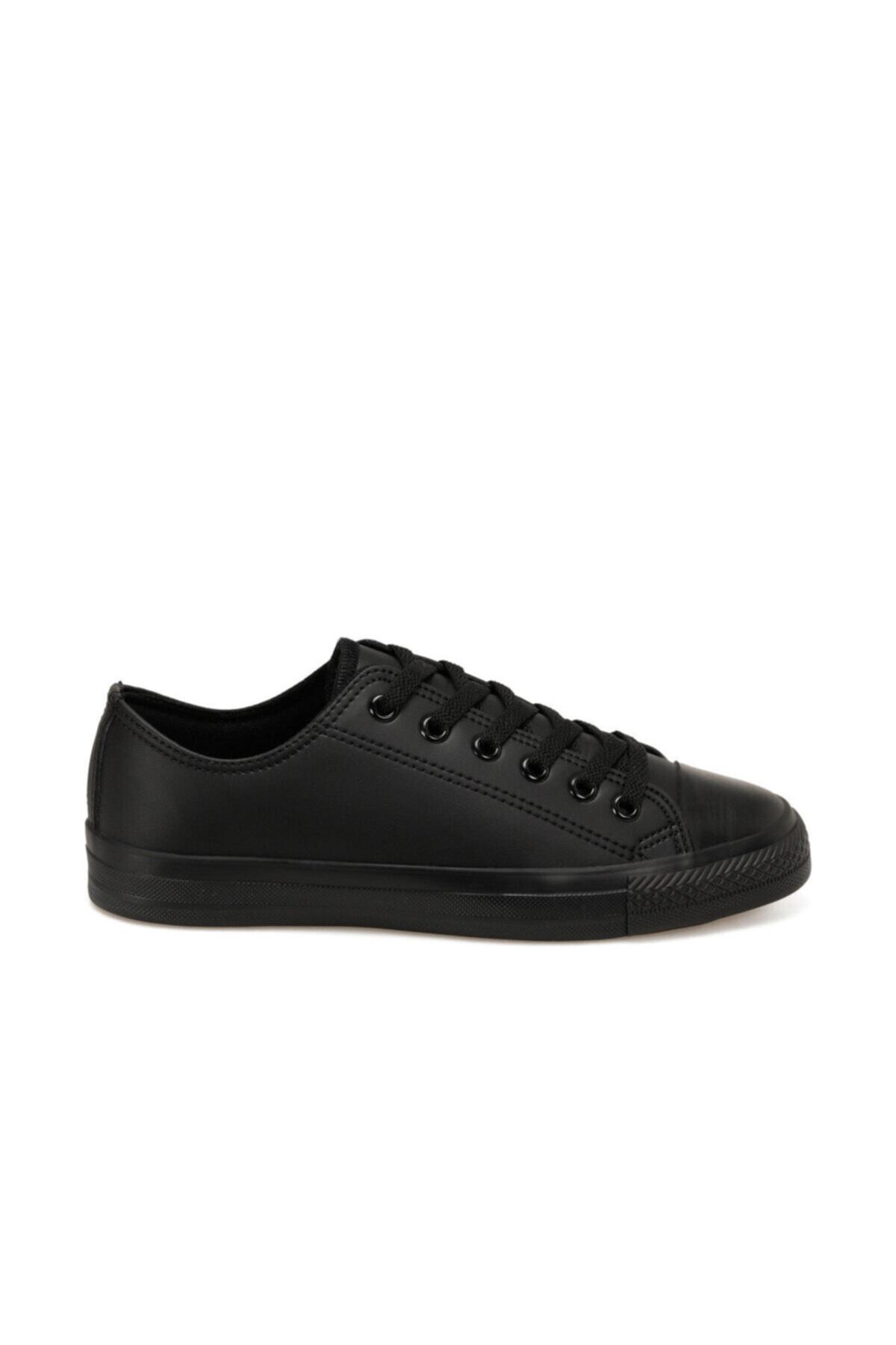FORESTER EC-2001 Siyah Erkek Kalın Tabanlı Sneaker 100668679 2