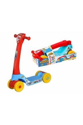 DEDE Toys Harika Kanatlar Scooter 4 Tekerlekli Katlanabilir