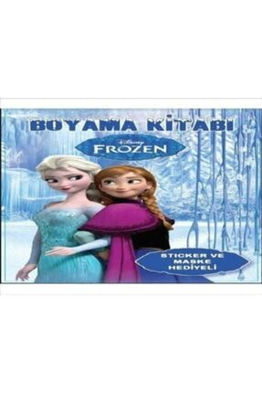 Happyland Frozen Boyama Kitabı  3 Adet