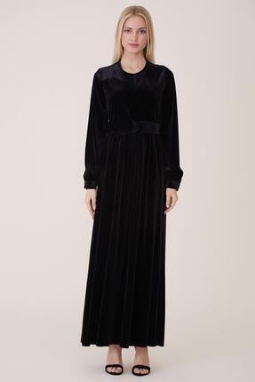 Loreen Kadın Siyah Elbise