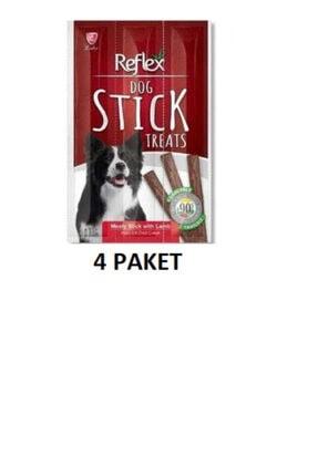 Reflex Plus Köpek Ödül Stick Kuzu Etli (4 Paket)