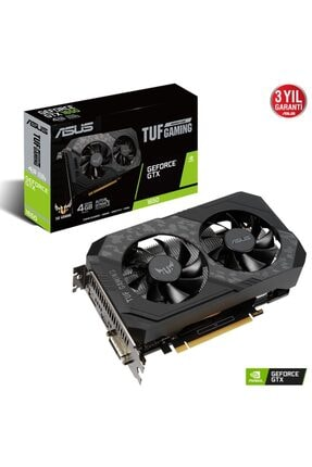 ASUS Tuf-gtx1650-4gd6-p-gamıng 4gb Gddr6 128bit