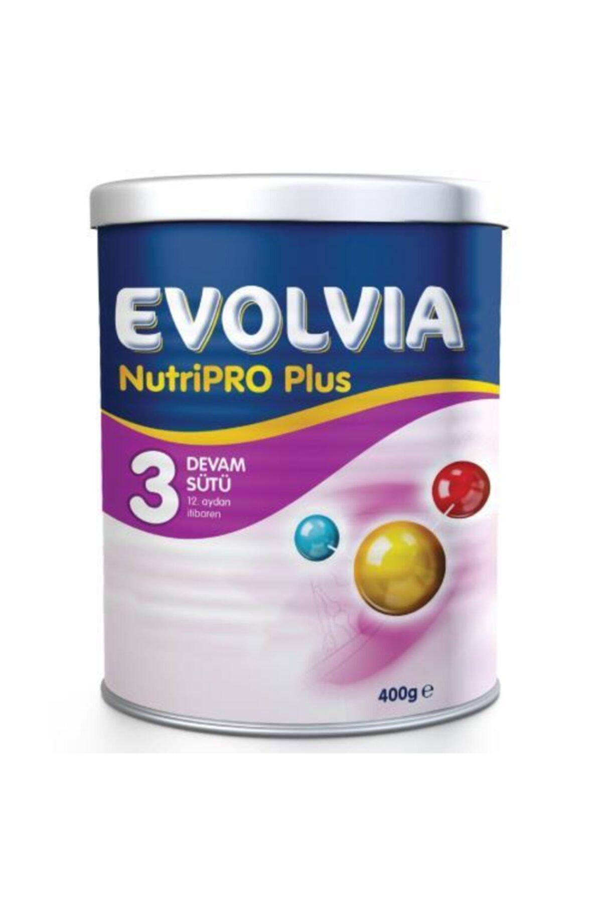 Evolvia Nutripro Plus 3 400 Gr 1