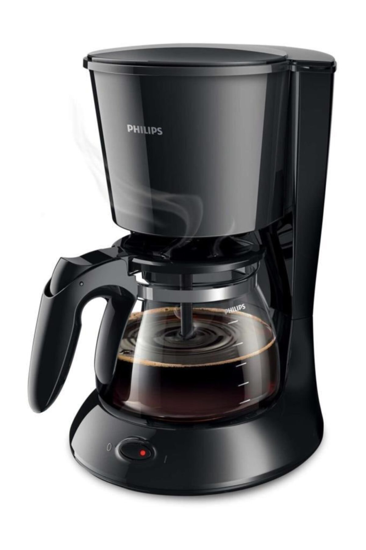 Philips Hd7461/20 Daily Collection Siyah Filtre Kahve Makinesi 1