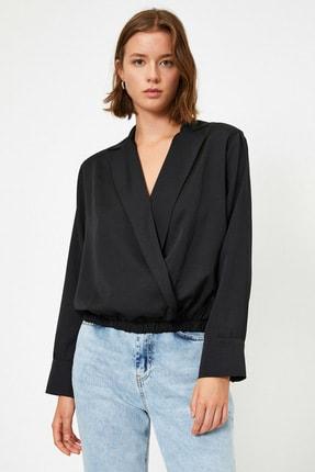 Koton Kadın Siyah Bluz 1KAK68169PW