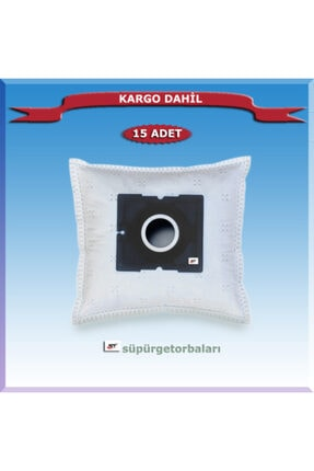 Ariston Sl B24 Aa0 Süpürge Torbası 15 Adet 200120