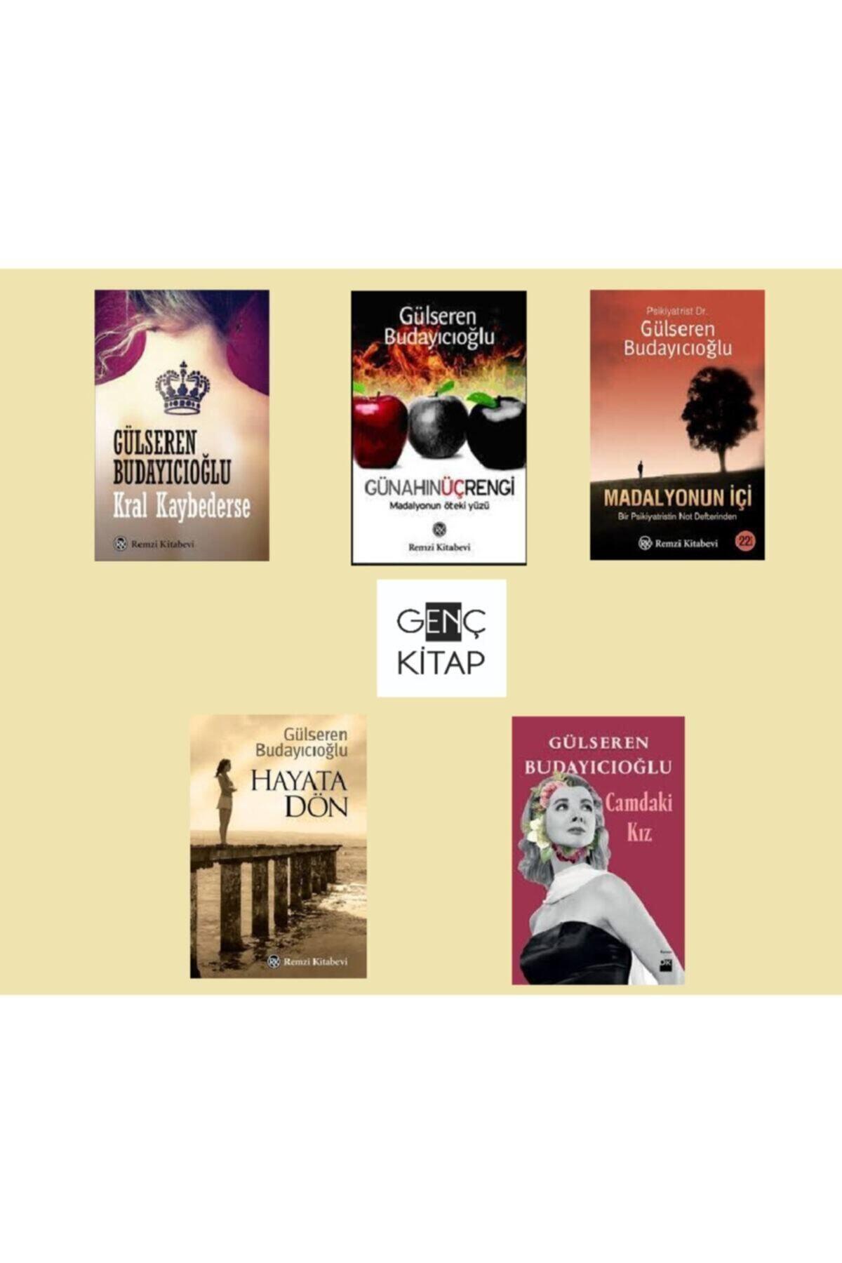 Doğan Kitap Gülseren Budayıcıoğlu 5 Kitap Set Camdaki Kız-kral Kaybederse-madalyonun Içi-hayata Dön 1