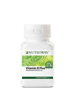 Amway Vitamin B Plus Nutriway 60 Lı