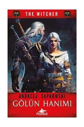 Pegasus Yayınları Gölün Hanımı / The Witcher Serisi 7. Kitap