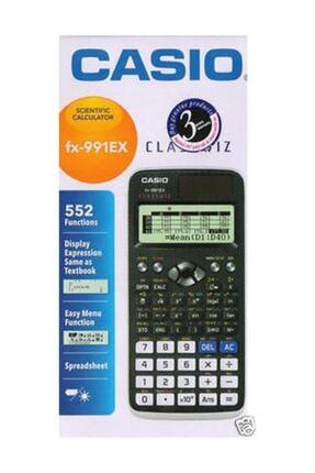 Casio Fx-991ex 552 Fonksiyon Bilimsel Hesap Mak.