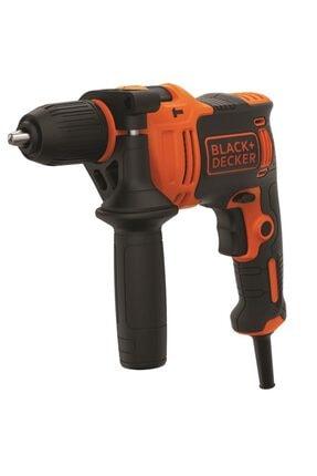 Black&Decker Siyah 710watt 13mm Darbeli Matkap Beh710