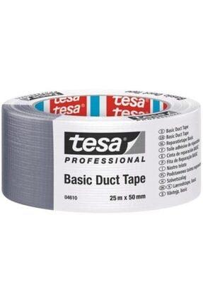 Tesa 04610 Basic Duct Tamir Bandı Siyah 25x50 Mm