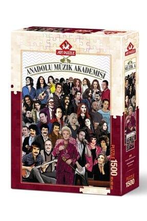Art Puzzle Anadolu Müzik Akademisi 1500 Parça Puzzle 4586