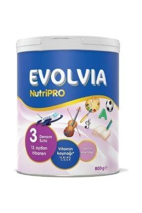 Evolvia Nutripro 3 800 Gr Biberon Maması Skt:11/2021