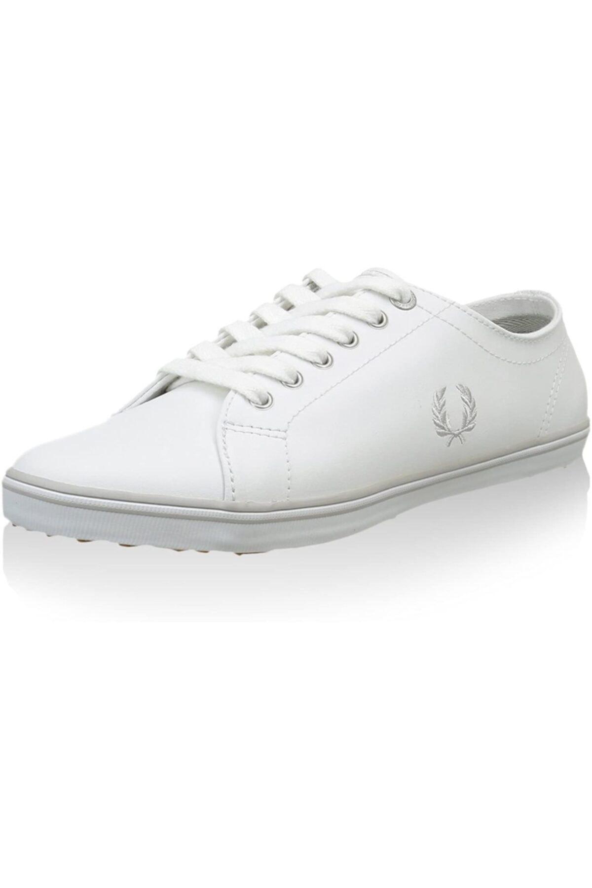 Fred Perry Erkek Beyaz Ayakkabı B6237w-183 1