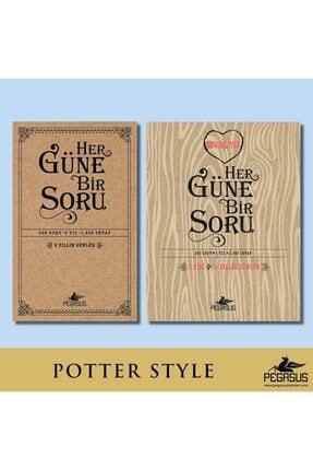 Pegasus Yayınları Her Güne Bir Soru + Sevgiliyle Her Güne Bir Soru (takım Set 2 Kitap) - Potter Style