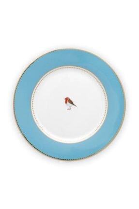 Pip Studio Love Bird Mavi Tabak 21 Cm