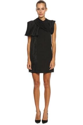 RICK OWENS Kadın Siyah Mini Elbise