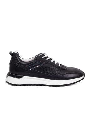 Greyder Kadın Siyah Bağcıklı Sneaker 30391