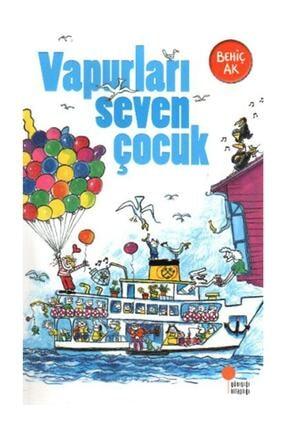 Günışığı Kitaplığı Vapurları Seven Çocuk