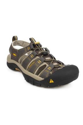 Keen 1001938 Newport H2 Outdoor Gri Erkek Sandalet