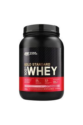 Optimum Nutrition Optimum Gold Standard Whey Protein Tozu 908 Gr - Çikolata-fındık