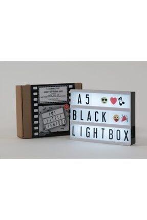 aksuticaret A5 Işıklı Harfli Dekoratif Led Pano Lightbox