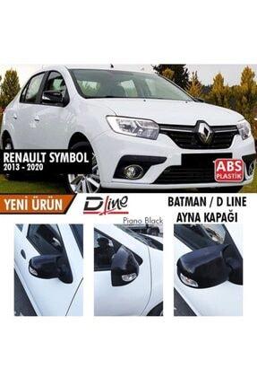 MVE Renault Symbol Batman Ayna Kapağı 2013-2020 Uyumlu