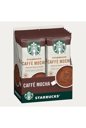 Starbucks Caffe Mocha Premium Kahve Karışımı Seti 10'lu