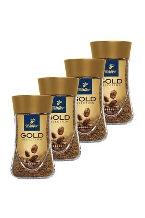 Tchibo Gold Selectıon Kavanoz 100gr 4'lü Paket