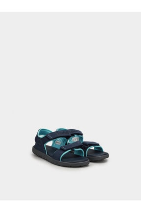 Timberland Kadın Lacivert Nubuk Sandalet
