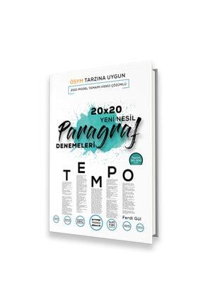 Fragman Yayınları 2022 Tyt Yeni Nesil Ösym Tipi 20x20 Paragraf Denemeleri
