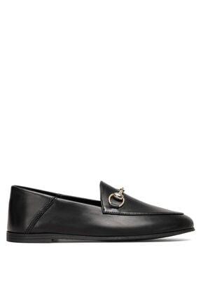 Nine West Kadın Siyah Lenfer 1fx Loafer Ayakkabı