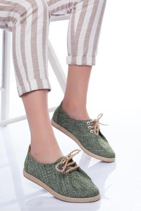 Point Kadın  Yeşil Spor Ayakkabı