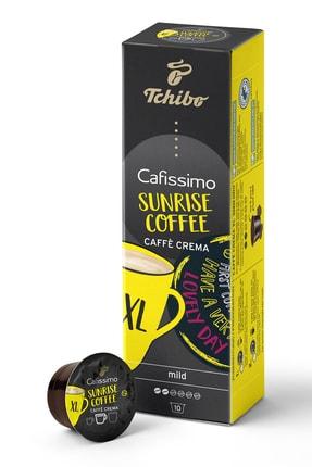 Tchibo Cafissimo Caffè Crema Sunrise Xl 10'lu Kapsül Kahve