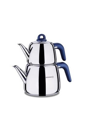 KORKMAZ Bella Azura Çaydanlık Takımı A045-02