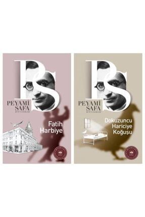 ötüken Peyami Safa Kitap Seti - Dokuzuncu Hariciye Koğuşu / Fatih Harbiye