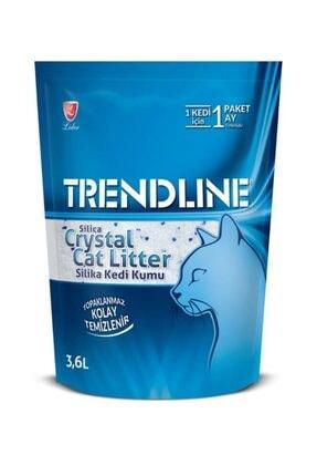 Trendline Silika Kristal Kedi Kumu 3,6 Lt.