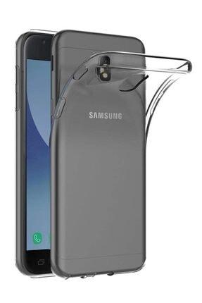 Penguen Samsung Galaxy J7 Pro (j730) Uyumlu Şeffaf Kılıf