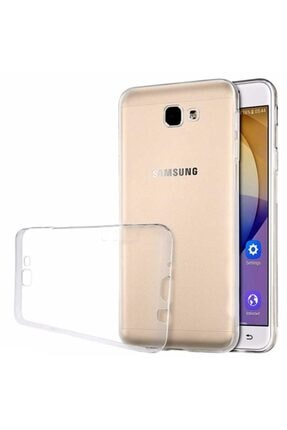 Penguen Samsung Galaxy J7 Prime (g610) Uyumlu Şeffaf Kılıf